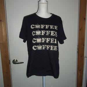 Coffee T-Shirt XL